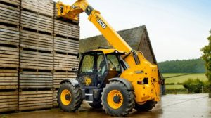 Telehandler Hire Dartmouth Devon