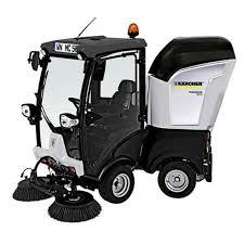 Road Sweeper Hire Devon